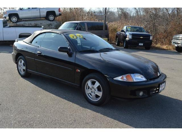 2000 Chevrolet Cavalier 2d Convertible Z24 For Sale In