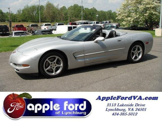 2000 chevrolet corvette for sale in lynchburg virginia classified. Black Bedroom Furniture Sets. Home Design Ideas