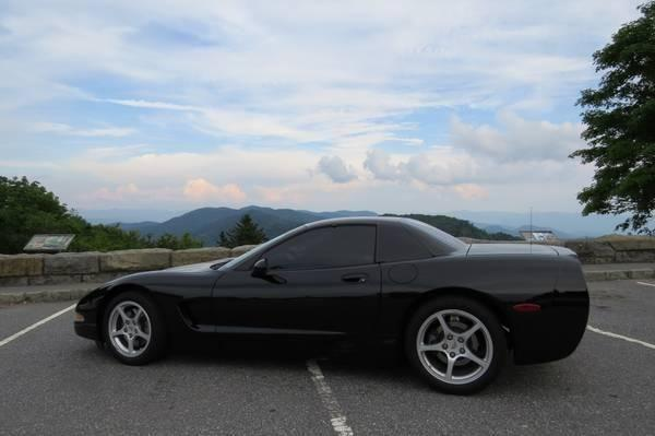 All American Auto Sales Kingsport Tn: 2000 Chevrolet Corvette C5 FRC Fixed Roof Coupe Only