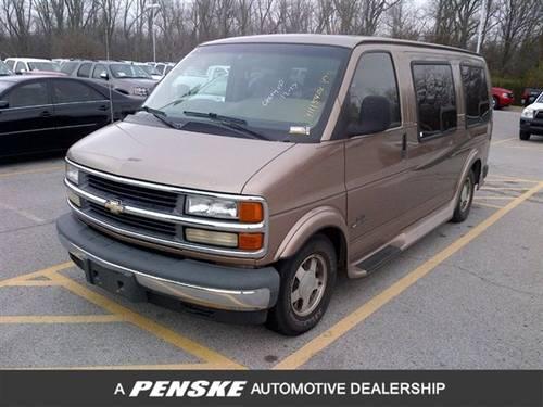 """Acura Of Fayetteville >> 2000 Chevrolet Express Cargo Van Van 1500 135"""" WB Van for ..."""
