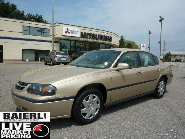 2000 chevrolet impala for sale in pittsburgh pennsylvania classified. Black Bedroom Furniture Sets. Home Design Ideas