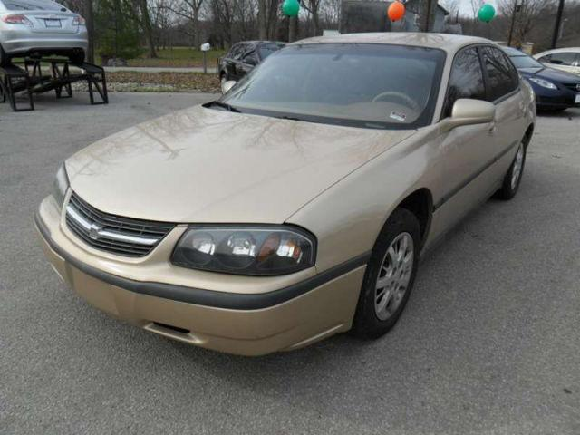 2000 chevrolet impala for sale in roanoke indiana classified. Black Bedroom Furniture Sets. Home Design Ideas