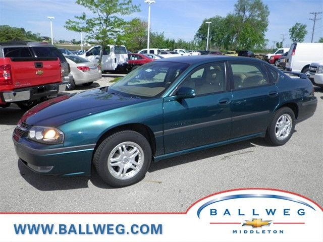 2000 chevrolet impala ls for sale in middleton wisconsin classified. Black Bedroom Furniture Sets. Home Design Ideas