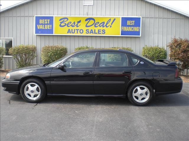 2000 chevrolet impala ls for sale in warsaw indiana. Black Bedroom Furniture Sets. Home Design Ideas