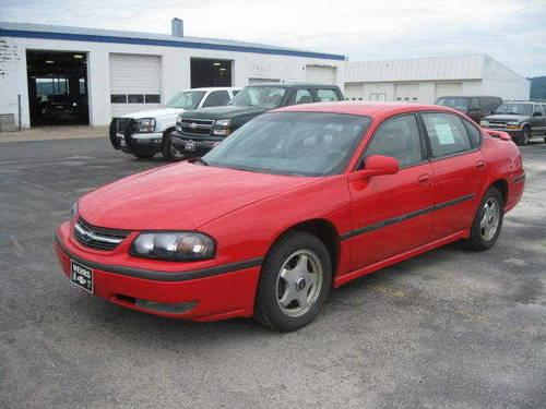 2000 chevrolet impala sedan 4 dr ls for sale in bangor wisconsin classified. Black Bedroom Furniture Sets. Home Design Ideas