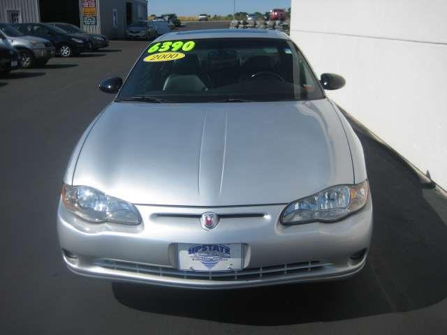 2000 Chevrolet Monte Carlo Ss For Sale In Batavia New