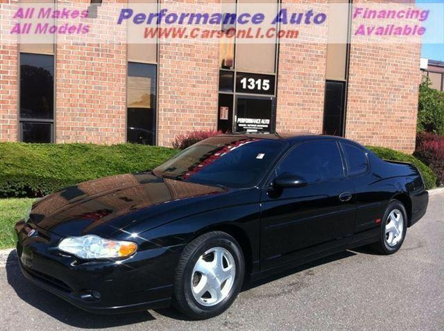 2000 chevrolet monte carlo ss for sale in bohemia new york classified. Black Bedroom Furniture Sets. Home Design Ideas