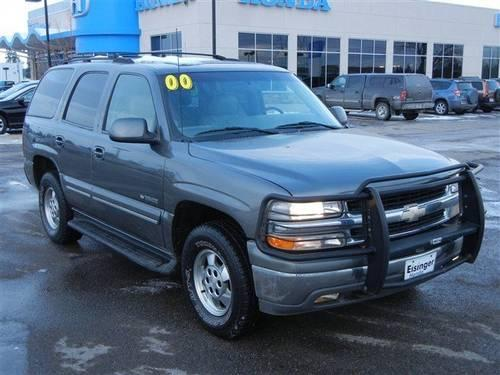 2000 chevrolet new tahoe sport utility for sale in evergreen montana classified. Black Bedroom Furniture Sets. Home Design Ideas