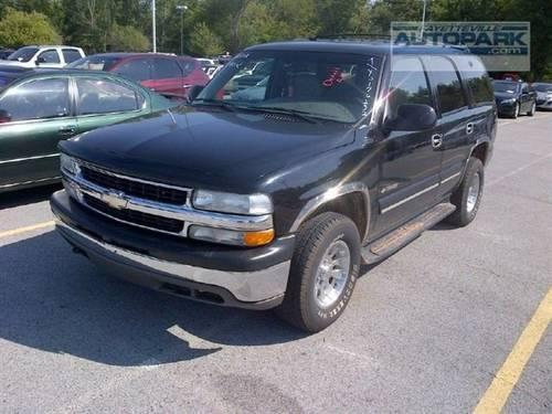 2000 Chevrolet New Tahoe SUV 4dr 4WD LT 4x4 SUV