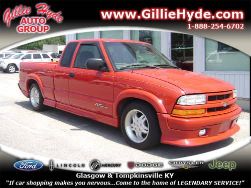 2000 chevrolet s 10 extended cab pickup truck xtreme for sale in dry fork kentucky classified. Black Bedroom Furniture Sets. Home Design Ideas