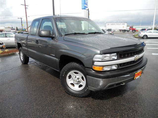 2000 chevrolet silverado 1500 for sale in albany oregon. Black Bedroom Furniture Sets. Home Design Ideas