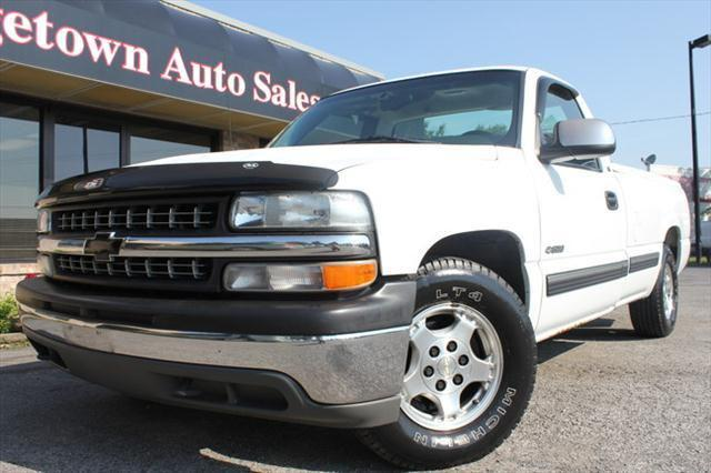 2000 chevrolet silverado 1500 for sale in georgetown kentucky classified. Black Bedroom Furniture Sets. Home Design Ideas