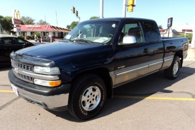 2000 chevrolet silverado 1500 ls for sale in sioux falls south dakota classified. Black Bedroom Furniture Sets. Home Design Ideas