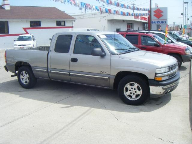 Buy Here Pay Here Zanesville Ohio >> 2000 Chevrolet Silverado 1500 LS Extended Cab for Sale in ...