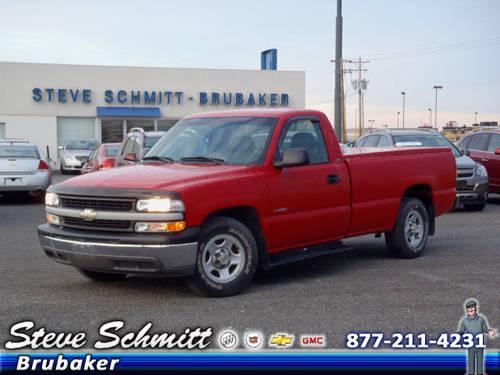 2000 Chevrolet Silverado 1500 Regular Cab Pickup Short