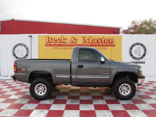 2000 chevrolet silverado 1500 truck 4wd regular cab z71 for sale in houston texas classified. Black Bedroom Furniture Sets. Home Design Ideas