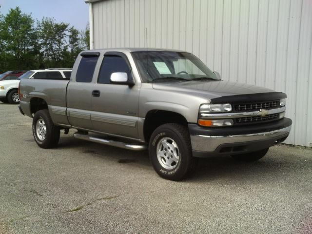 2000 Chevrolet Silverado 1500 Z71 Extended Cab For Sale In