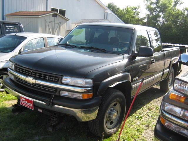 2000 Chevrolet Silverado 2500 for Sale in New Bethlehem, Pennsylvania Classified ...