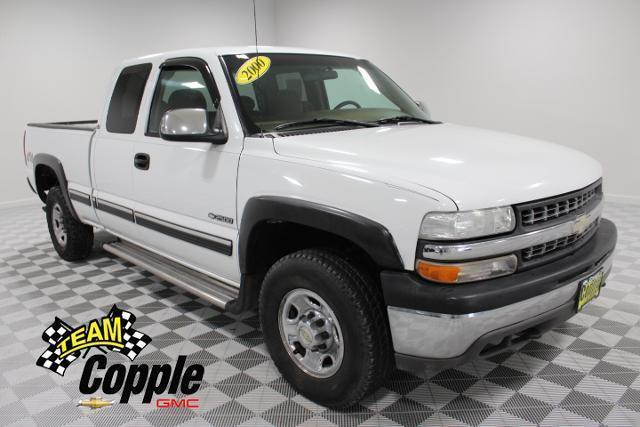 2000 chevrolet silverado 2500 ls 3dr ls 4wd extended cab lb hd for sale in louisville nebraska. Black Bedroom Furniture Sets. Home Design Ideas
