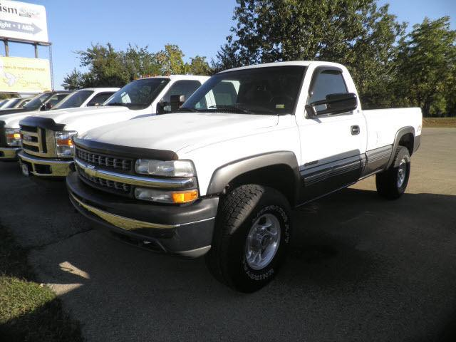 2000 Chevrolet Silverado 2500 Ls For Sale In Park Hills