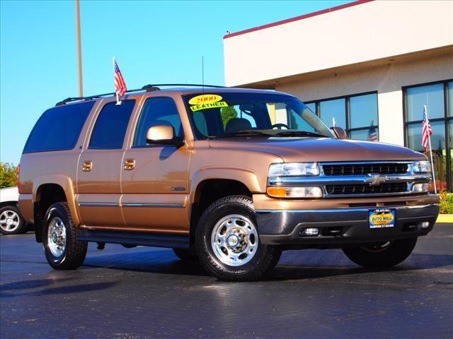 2000 chevrolet suburban 2500 ls for sale in champaign. Black Bedroom Furniture Sets. Home Design Ideas