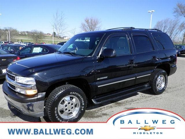 2000 chevrolet tahoe lt for sale in middleton wisconsin classified. Black Bedroom Furniture Sets. Home Design Ideas