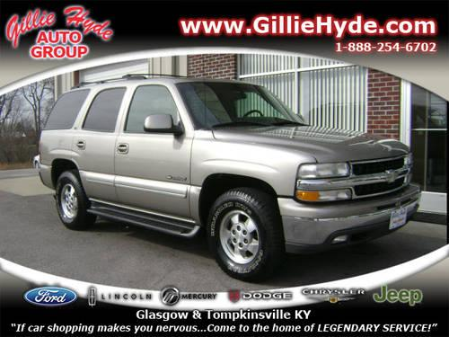 2000 chevrolet tahoe suv 4x4 lt 4x4 for sale in dry fork kentucky classified. Black Bedroom Furniture Sets. Home Design Ideas