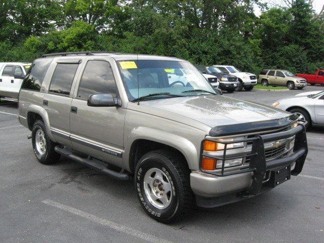 2000 Chevrolet Tahoe Z71 For Sale In Versailles Kentucky