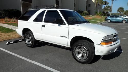 2000 Chevy Blazer 2 Door LS, Vortec V6