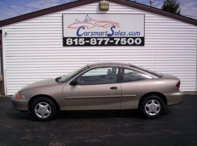 2000 Chevy Cavalier 2DR