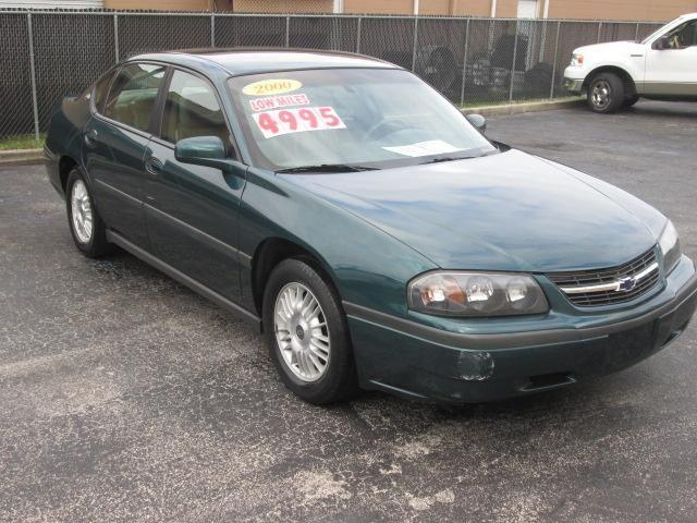 2000 chevy impala low miles for sale in melbourne florida classified. Black Bedroom Furniture Sets. Home Design Ideas