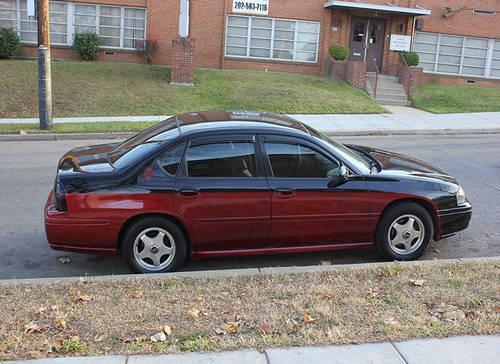 2000 chevy impala ls sedan for sale in washington washington classified. Black Bedroom Furniture Sets. Home Design Ideas