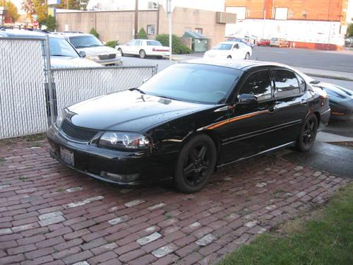 2000 chevy impala ls ss supercharged package for sale in spokane washington classified. Black Bedroom Furniture Sets. Home Design Ideas