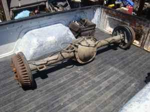 2000 chevy s10 differential (santa maria)