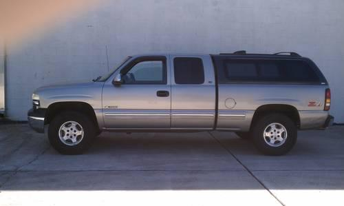 2000 Chevy Silverado Z71 4x4 For Sale In New Orleans