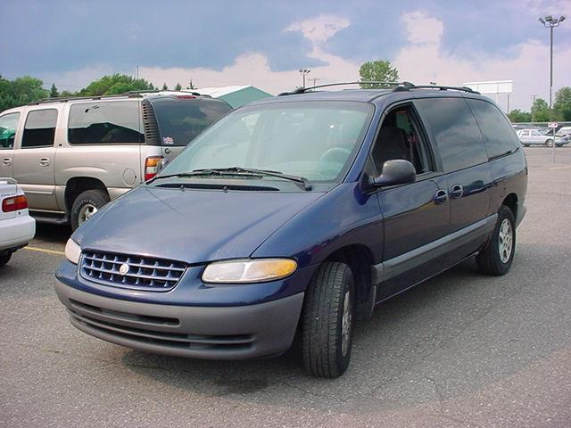 chrysler voyager 2000 - photo #18