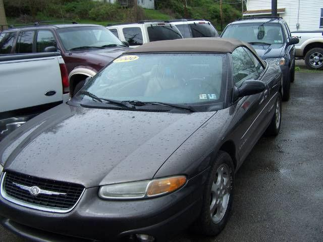2000 chrysler sebring jxi for sale in new eagle. Black Bedroom Furniture Sets. Home Design Ideas