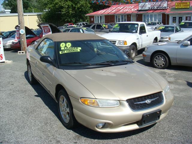 2000 chrysler sebring jxi for sale in bear delaware. Black Bedroom Furniture Sets. Home Design Ideas