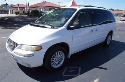 2000 Chrysler Town  U0026 Country Mini