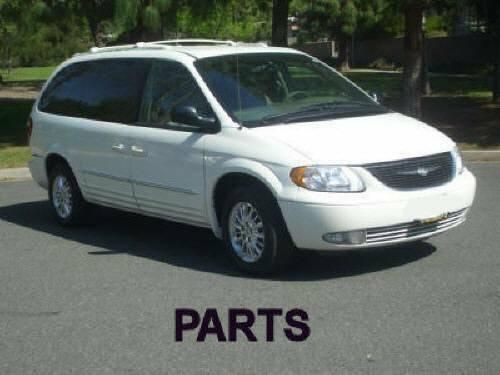 2000 chrysler town and country limited assorted minivan. Black Bedroom Furniture Sets. Home Design Ideas