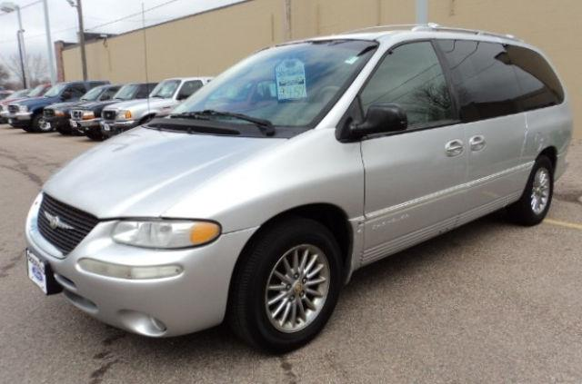 2000 chrysler town country limited for sale in sioux. Black Bedroom Furniture Sets. Home Design Ideas