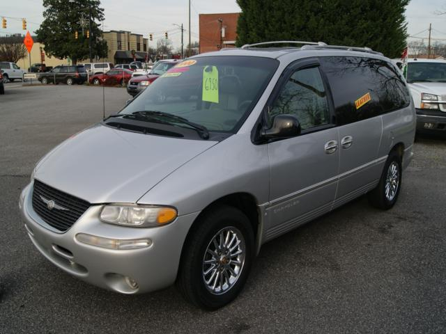 2000 Chrysler Town  U0026 Country Limited For Sale In Conover