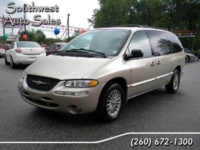2000 chrysler town country lx for sale in roanoke. Black Bedroom Furniture Sets. Home Design Ideas