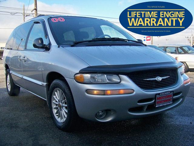 2000 chrysler town country lx for sale in tacoma. Black Bedroom Furniture Sets. Home Design Ideas