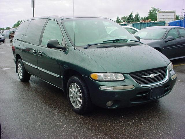 2000 chrysler town country lx for sale in pontiac. Black Bedroom Furniture Sets. Home Design Ideas