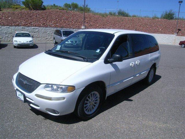 2000 chrysler town country lx for sale in cottonwood. Black Bedroom Furniture Sets. Home Design Ideas