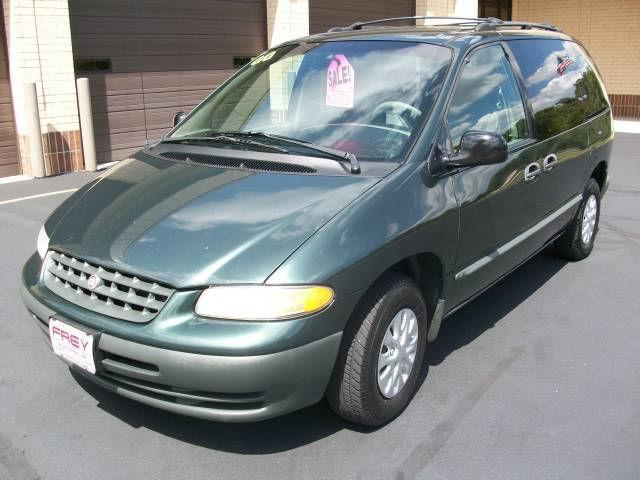 chrysler voyager 2000 - photo #10