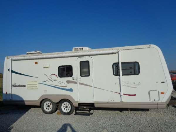 Simple 2000 Aerolite Cub F19 Expandable Travel Trailer For Sale In Clyde