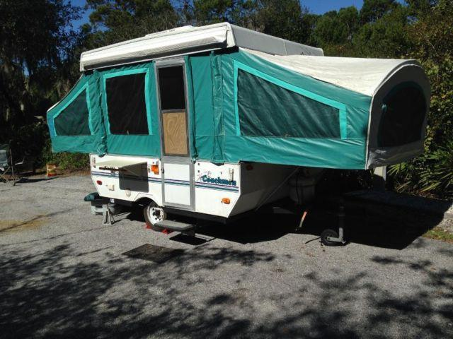 Cool 2000 AeroLite 21RDB Ultra Lite Travel Trailer RV Camper For Saleused