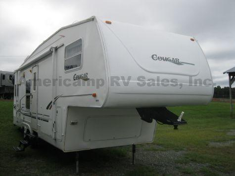 2000 Cougar 278 EFS